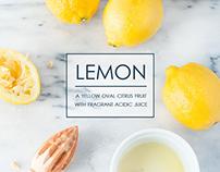 FOOD: Lemons