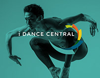 iDance Central Identity & Website