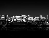 Mobil 1 / Abu Dhabi / Mc Laren - Mercedes