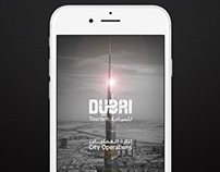 Dubai Tourism - City Operations App