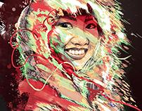 Eskimo Portrait