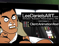 LeeDanielsART Client Animation Reel