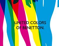 Benetton - No al racismo