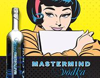 Mastermind Vodka Ad Campaign