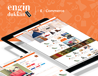 Engin Dükkan E-Commerce