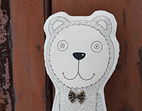 Michael, cute bear from Masterskaya EN