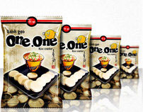 One One Cake packaging