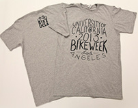 Bike to Campus Week Tees