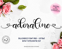 Deliciously Font Duo Set