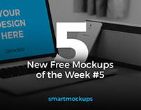 New Mockups of the Week #5