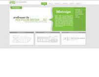 Polygon media website 2