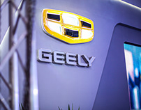 Geely Booth Automech 2018