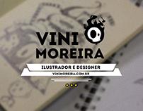 My old portfolio - Vini Moreira