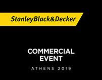 Stanley Black&Decker Event