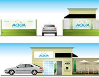 Rebranding Aqua CarWash