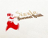Logo Sizzl gourmet grill
