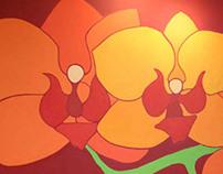 malowanie po ścianie