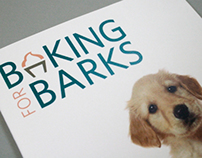 Baking For Barks Non-Profit Campaign