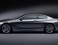 BMW series 6 concept