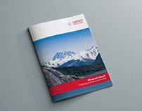 Camco Afognak Island brochure