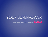 Red Bull Bottle