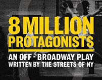 8 Million Protagonists - Village Voice - Event