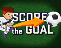 Score The Goal Promo video