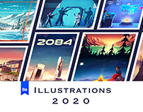 ILLUSTRATIONS- 2 0 2 0