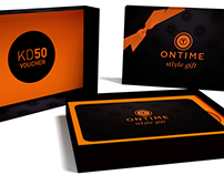 Ontime - Style Gift Voucher