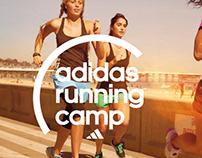 Adidas Running Camp