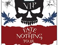 Mock Concert VIP Pass