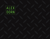 Alex Dorn: IZ-ON work