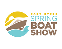 Spring Boat Show Visual Branding