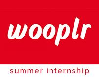 Wooplr - Summer Internship