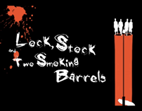 """""""Lock, Stock and Two Smoking Barrels"""" - opening titles"""