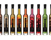 MONTE DO CORTIÇO | Olive Oil & Liqueurs Packaging