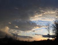 Sky panoramas