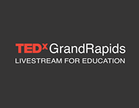 TEDxGR Livestream for Education: Tag your it!