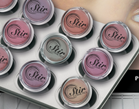 Stir Cosmetics Advertisements
