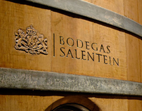 Bodegas Salentein Winery Website