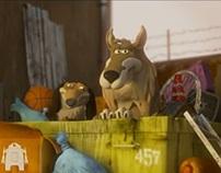 Alem Hayvanlar Animation Movie / 2011