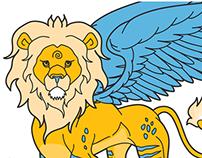 Kawaii Universe - BB&SS Branding / Emblem Mascot Design