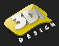 Marca 3D! Design