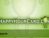 Happy Hour Card Finder near by Location