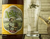 Cerveja Astúria - Composição fotográfica
