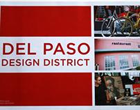 Del Paso Design District Signage Redesign