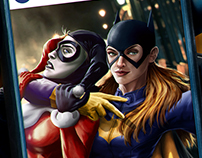Batgirl - Girls Night Out