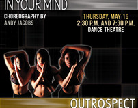 Poster Design for Performing Arts