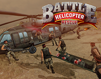 US Air Force Battle Helicopter Rescue Operation 2019