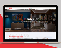 JK Interior Website